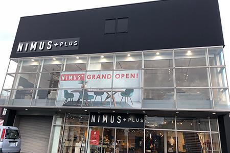 NIMUS+PLUS 静岡店